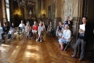 Reception in the Mairie Vannes 2012