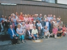 Caif members with friends from Meschede and Vannes  2013