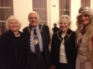 Meeting Lord and Lady Mayor
